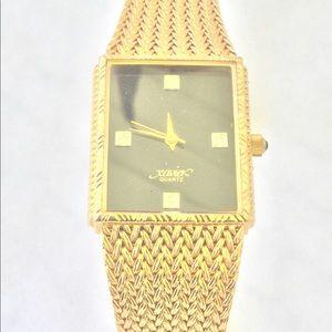 Other - Xavier Black onyx Watch